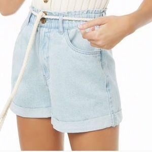 Mom jean shorts 👩👧